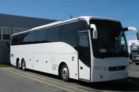 Large Coaches/Buses Hire in Kashmir