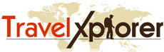 Taxi Hire in Kashmir - Travel Xplorer Logo